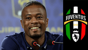 French Left-back Patrice Evra extends deal with Juventus
