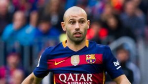 Barcelona Refuses Juventus offer for Argentine defensive midfielder Mascherano