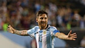 Argentina to miss Messi in the away clash against Singapore