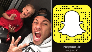 List of footballers and Clubs available in Snapchat (+Username)