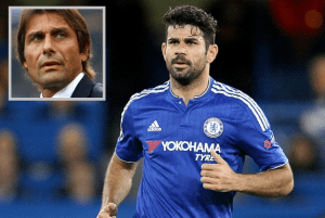 Diego Costa remains Chelsea, stated the Blues boss Antonio Conte