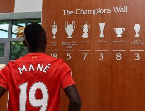 Sadio Mane chose Liverpool instead of Manchester United