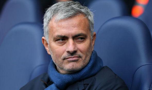 Mourinho at Man utd
