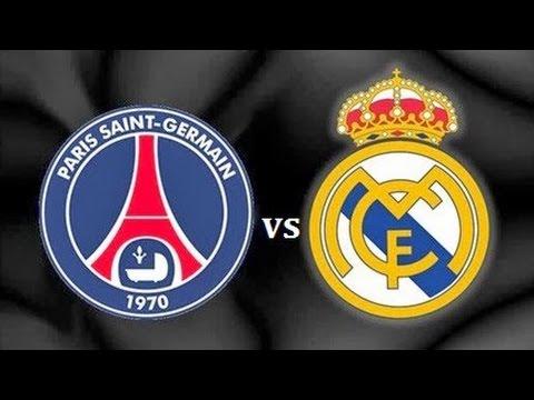 PSG Vs Real Madrid