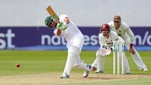 Pakistan score 324/5 in day 1 Vs Somerset [3 days practice Match]