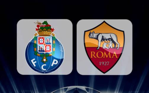AS Roma Vs FC Porto
