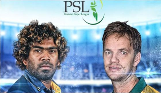 Malinga and Morkel