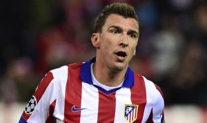 Former Atletico Madrid superstar Mario Mandzukic is wanted by Chelsea