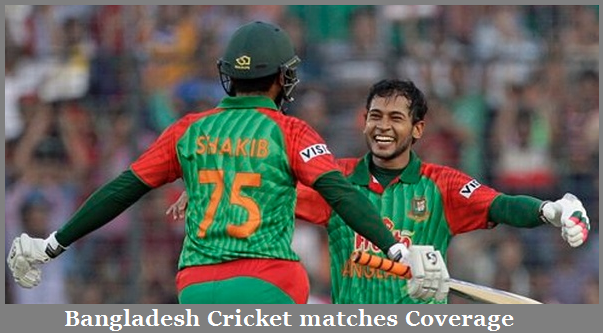 Bangladesh Vs West Indies Live streaming 1st Test [Gazi TV Telecaster]