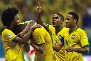 Brazil disclosed 24-man squad for World Cup Qualify in October, 2016