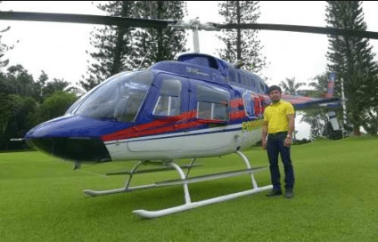Chopper of Manny pacquiao