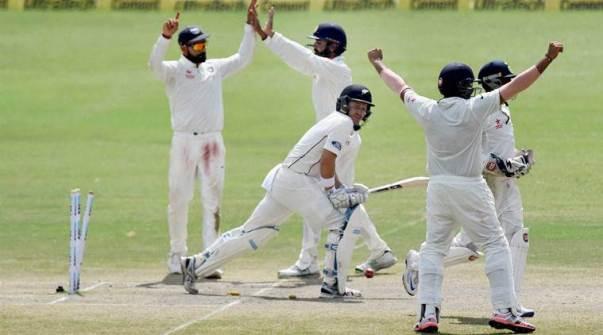 IND - NZ test