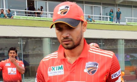 Mashrafe captain of Comilla