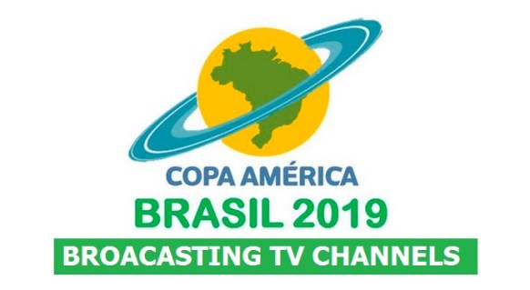 Copa America 2019 Broadcasting TV Channels