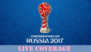 FIFA Confederations Cup 2017 Watch online