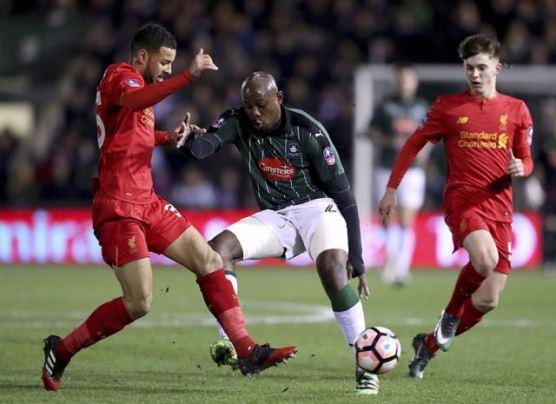 Liverpool won