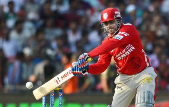 Virender Sehwag for KXIP