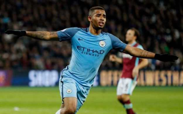 Jesus scored for city