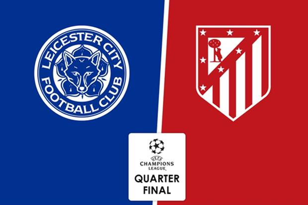 Atletico Madrid Vs Leicester city Live stream