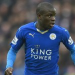Chelsea midfielder Kante is favourite to win the PFA Player of the Year Award