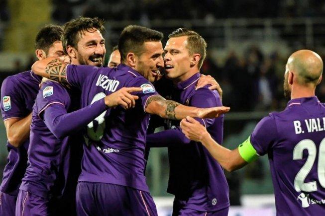 Fiorentina 5 - 4 Inter Milan