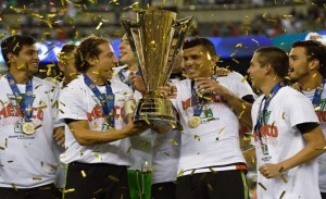 CONCACAF Gold Cup Past winners list