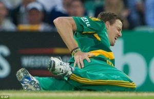 Morne Morkel's Champions Trophy fate is uncertain