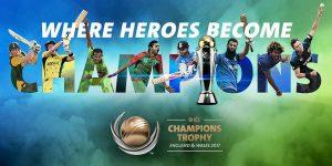 ICC Champions Trophy all team Squad