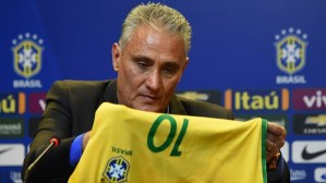 Brazil coach Tite is looking for changes in his team following the lose against Argentina