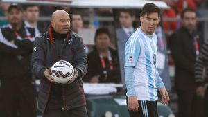 Fresh tactics evident in Jorge Sampaoli's debut as Argentina new coach