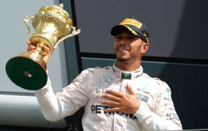 Hamilton proved himself as a legend of Formula 1 as he gets fifth British GP