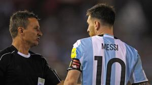 Argentina facing  potential risk of suspension from 2018 World Cup