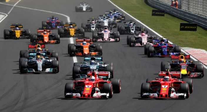 Formula 1 makes eSports 'World Championship'