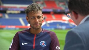 Neymar makes history creating move to French giant PSG