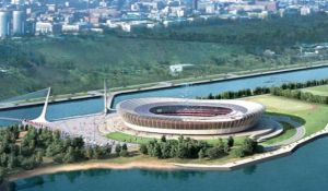 Stadiums getting prepared for Russia World cup 2018