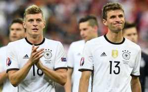 World champion Germany retains top spot in the FIFA rankings