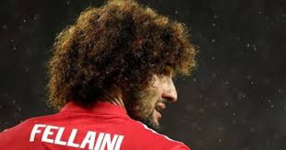 Marouane Fellaini injury