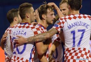 Switzerland and Croatia ascertained their participation in the World Cup