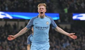 Kevin De Bruyne doesn't thing that Man City will be the new invincibles