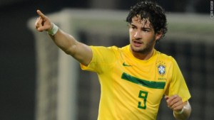 Brazil striker Pato dream of playing in the Russia World Cup