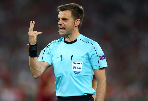 FIFA world cup 2018 Referee