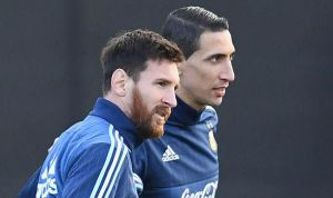 Argentina star Lionel Messi desperate to win Russia World Cup title