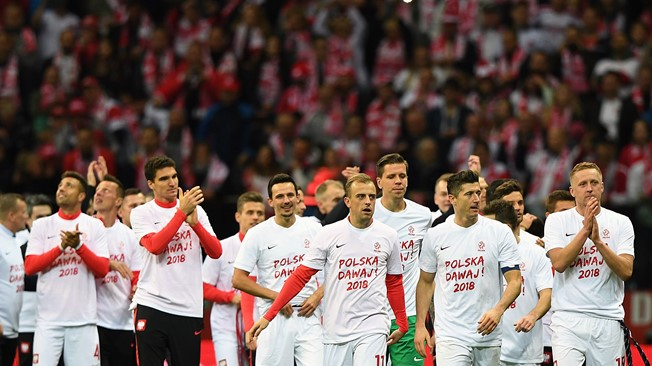 Poland in FIFA world cup 2018