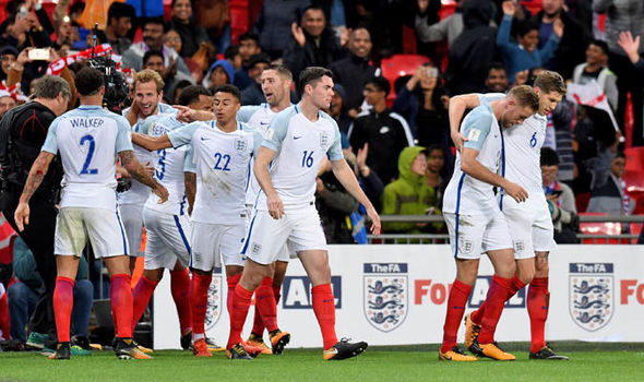 England in world cup 2018