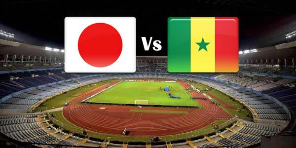 Japan Vs Senegal in World cup 2018