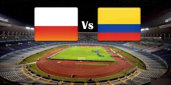 Poland Vs Colombia in world cup 2018