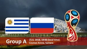 Uruguay Vs Russia: Past H2H, Match prediction [World cup 2018]