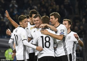 Something will be great in the World Cup with Germany: Joseph Closas