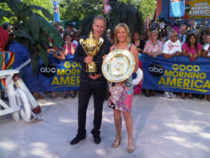 Pic - Wimbledon - GMA John Chris