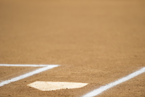 home plate. baseball.  (Photo by Phil Ellsworth / ESPN) - RAW FILE AVAILABLE -.- 20120419_CSB_PE21964.jpg -
